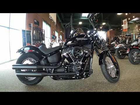2020 Harley-Davidson Softail Street Bob