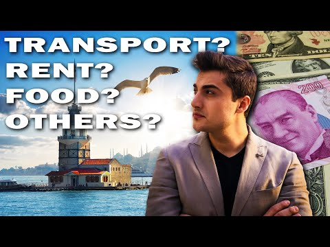 What is the cost of living in Istanbul?