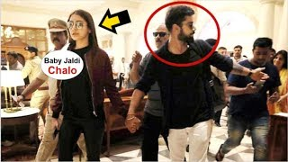 Virat Kohli & WIFE Anushka Sharma Are Back From VACATION Before World Cup 2019