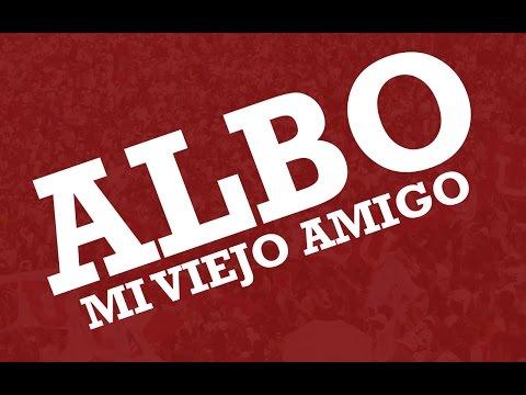 """Albo mi viejo amigo"" Barra: Muerte Blanca • Club: LDU"