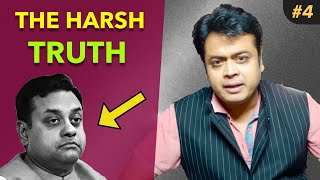 Sambit Patra: The Harsh Truth | Bebak Ep.4 with Abhisar Sharma and Dhruv Rathee
