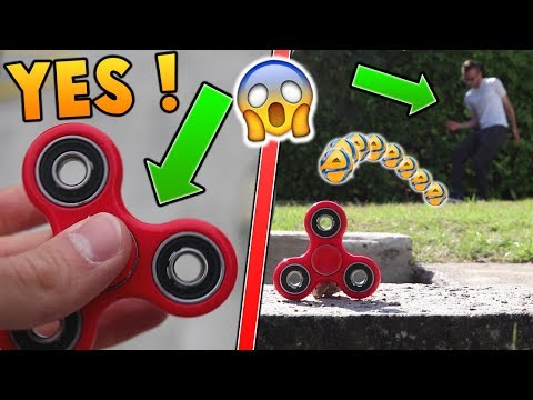 HAND SPINNER FOOTBALL CHALLENGES !