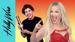 Tana Mongeau Is David Dobrik's Number 1 Fan & Says Kylie Jenner Paved The Way For Women | Hollywire
