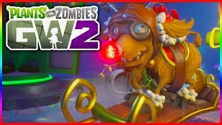FESTIVE RIDER | Plants vs Zombies Garden Warfare 2