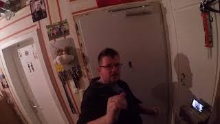 Einbau eines Digitalen Türspion den DG 8200 Si von Burg Wächter!!! DJ BIG MAIK M/K (4K)