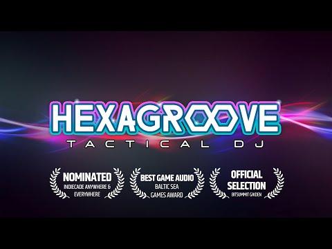 Hexagroove Tactical DJ: Official Launch Trailer thumbnail