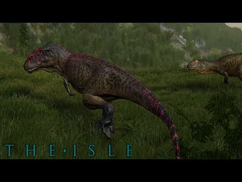 Gigas Looking For Trouble!!, The Isle, Life Cycles Giga 7, Survival, Official
