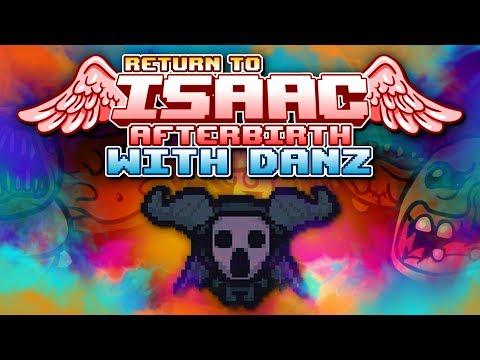 BEAM MACHINE Return to Isaac: Afterbirth with Danz | Episode 4