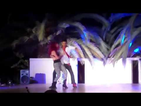 Angel & Athina  - LONG BEACH SALSA FESTIVAL 2014 2014-09-19
