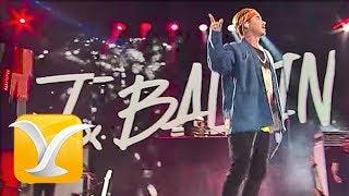 J Balvin - Lean On - Festival de Viña del Mar 2017 - HD 1080p