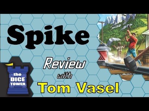 Dice Tower Reviews: Spike