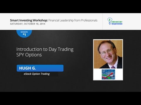 How to day trade spy options