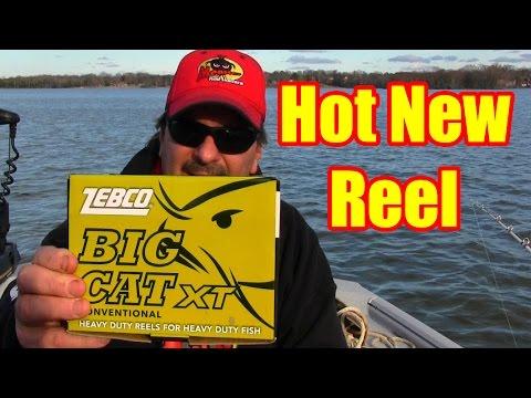 Zebco Big Cat XT Bait Casting Reel – Review – Demonstration – SLINGABILITY