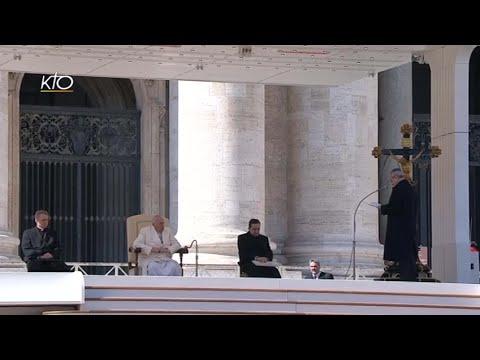 Audience du Pape au mouvement Communion et Libération