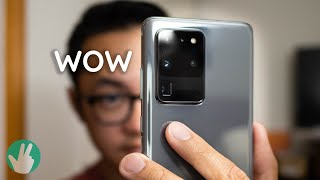 Galaxy S20 Ultra Real World Camera Test: Wow!