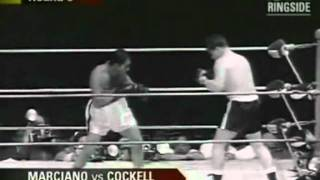 Rocky Marciano vs Don Cockell