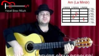 Gitar Dersi 29 (Ritim Akor) Bm Akoru Ve Aşk Kırıntıları