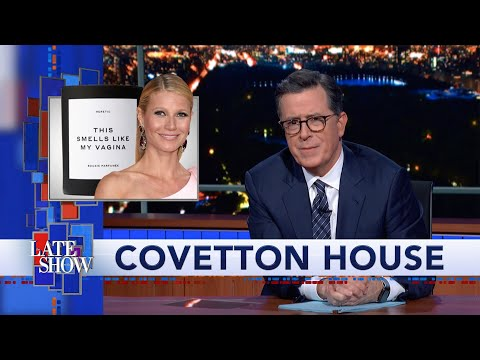 Stephen Colbert continues to call out Goop