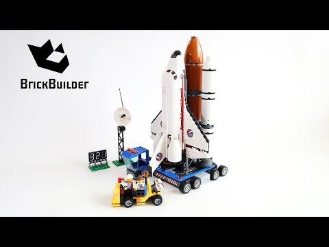 Vidéo LEGO City 60080 : Le centre spacial