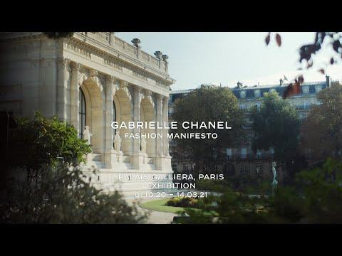 Exposition au Palais Galliera « Gabrielle Chanel. Manifeste de Mode »