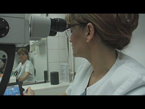 După un test clinic de sânge pentru HIV suspectat