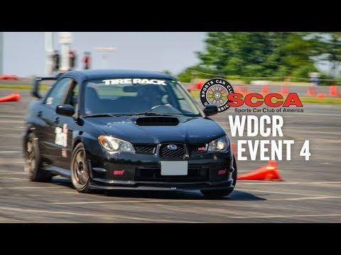 SCCA WDCR Event 4 - Fedex Field (7/22/18)