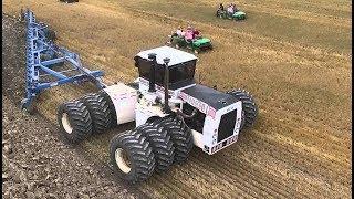 Самые большие и мощные тракторы в мире!