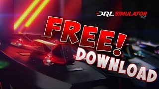 HOW TO DOWNLOAD DRL SIMULATOR FOR FREE! [ Currently NOT WORKING]