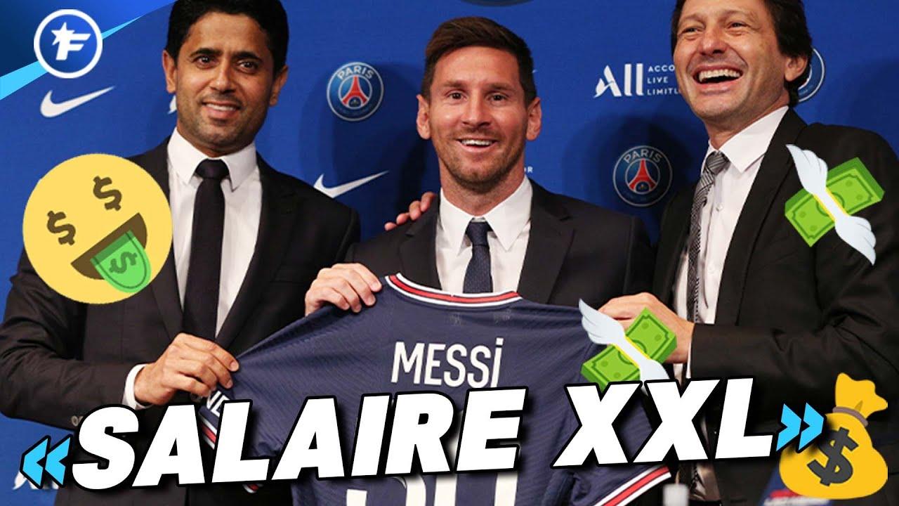 Le PSG va faire SAUTER la banque pour PAYER Lionel Messi   Revue de presse