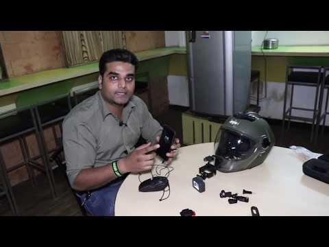 My Motovlogging Setup - Helmet Wala Camera - King Indian