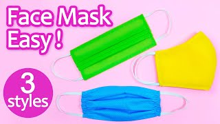😷 How to Make Face Mask at Home ~ Useful Face Mask Diy ~ Face Mask Ideas
