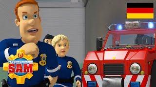 Feuerwehrmann Sam Deutsch Neue Folgen | Sams freier tag  Gefahr durch das Meer | Cartoons für Kinder