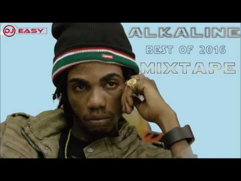 Alkaline Best Of Mixtape 2017 (JANUARY 2017) Mix by djeasy