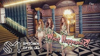 Girls Generation-TTS 소녀시대-태티서 Holler MV