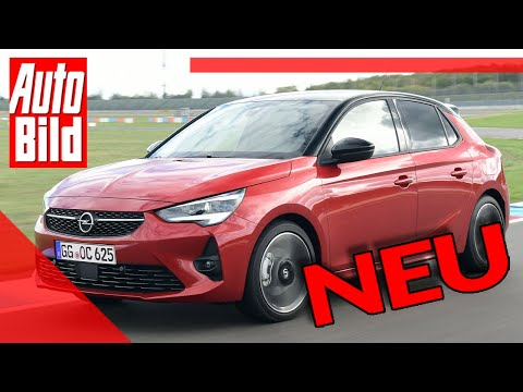 Opel Corsa (2019): Neuvorstellung - Review - PSA - GS-Line - Infos