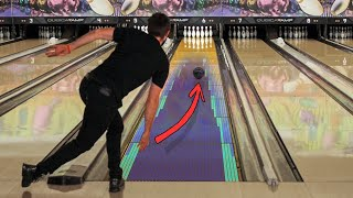 Beginner Bowling - How to KEEP a Consistent Line | Brad and Kyle