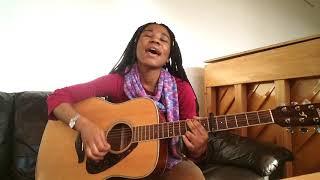 Joel Lwaga Sitabaki Nilivyocover By Blessing Anita.
