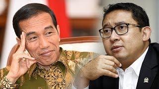 Kritisi Progres Presiden Jokowi, Fadli Zon: Katanya Revolusi Mental, yang Dibangun Beton