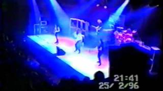 Deep Purple - Rat Bat Blue - Leicester 1996