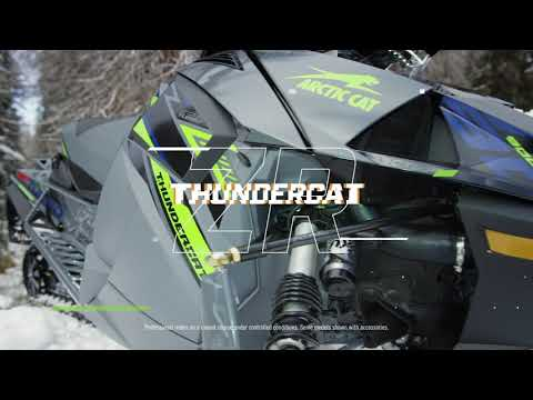 2022 Arctic Cat ZR 9000 Thundercat ES with Kit in Lincoln, Maine - Video 1