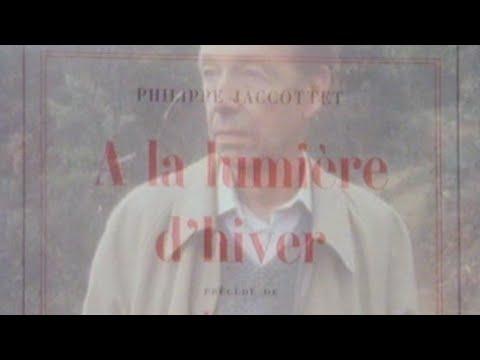 Vidéo de Philippe Jaccottet