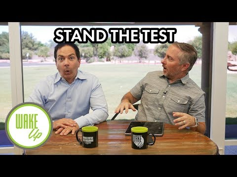 Stand the Test  – WakeUP Daily Bible Study – 06-24-19