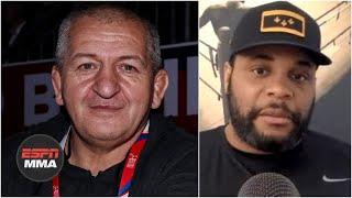 DC & Helwani pay tribute to Abdulmanap Nurmagomedov | ESPN MMA