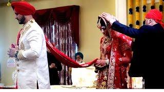 PUNJABI WEDDING DAY 2 (LAAVAN and RECEPTION PARTY)