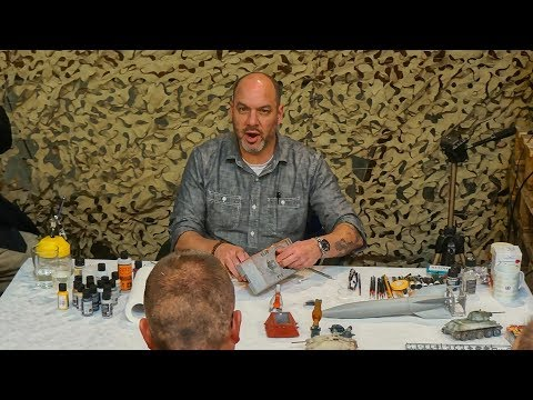 """MBK Modellbau Spezial #001 - Michael Rinaldi Teil 1 """"Mission Models Farben"""""""