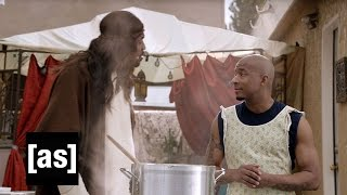 Love Thy Enemy, Part 1, Pt. 1 | Black Jesus | Adult Swim