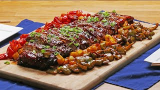 Sweet and Sour Baby Back Ribs - Video Youtube