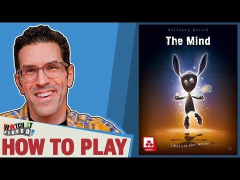 The Mind - How To Play - UPDATED!