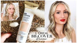 L'Oréal Age Perfect BB Cover Foundation Review deutsch