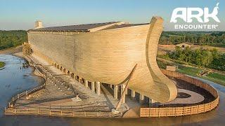 The Ark Encounter - Noah's Ark Replica Theme Park